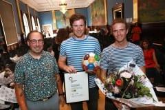 Peer-Locher-og-vinderne-af-kliamprisen-Kasper-Dalgas-Rasmussen-og-Anders-...