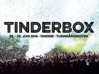 Flere navne til Tinderbox 2016