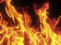 Brand kan være påsat