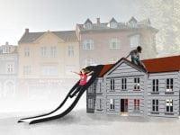 Ny legeplads i Nørregade