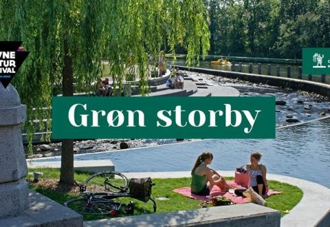 Danmarks grønneste storby