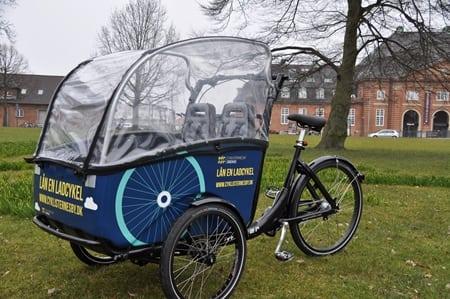 Seniorer cykler