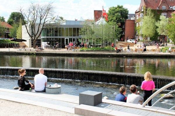 Kom nemt rundt i Odense på en el-scooter