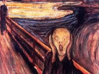 Skriget er et maleri af Edvard Munch