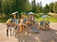 Legepladser for en hver alder