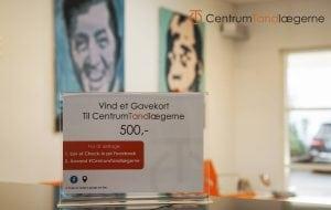 Konkurrence – Centrum Tandlægerne