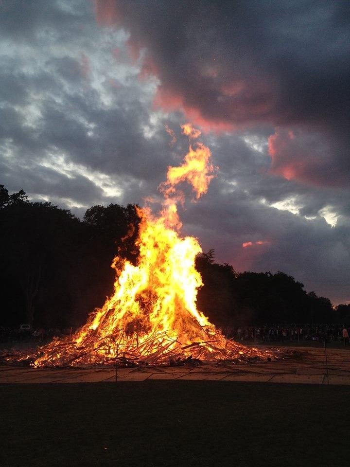 Brandsikker Sankt Hans
