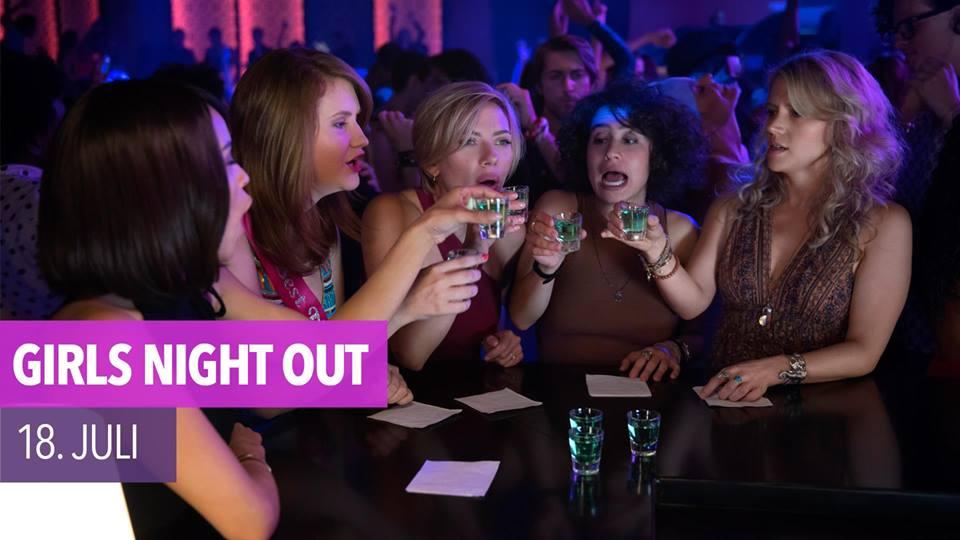 Girls Night Out Arrangement Dit Odense