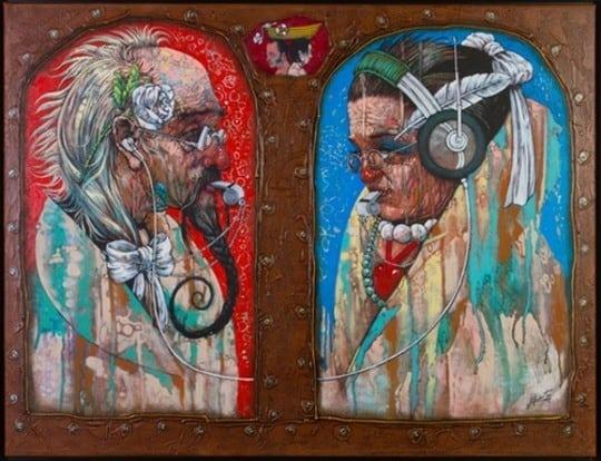 Kunst fra Cuba