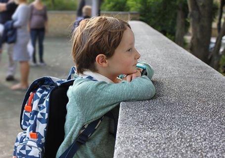 Brugte skoletasker fra Odense