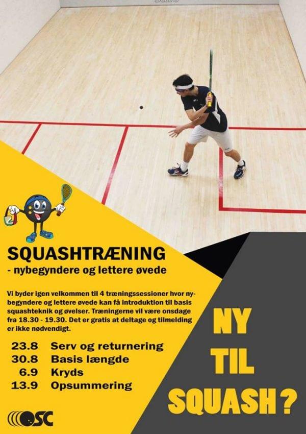 Prøv kræfter med squash