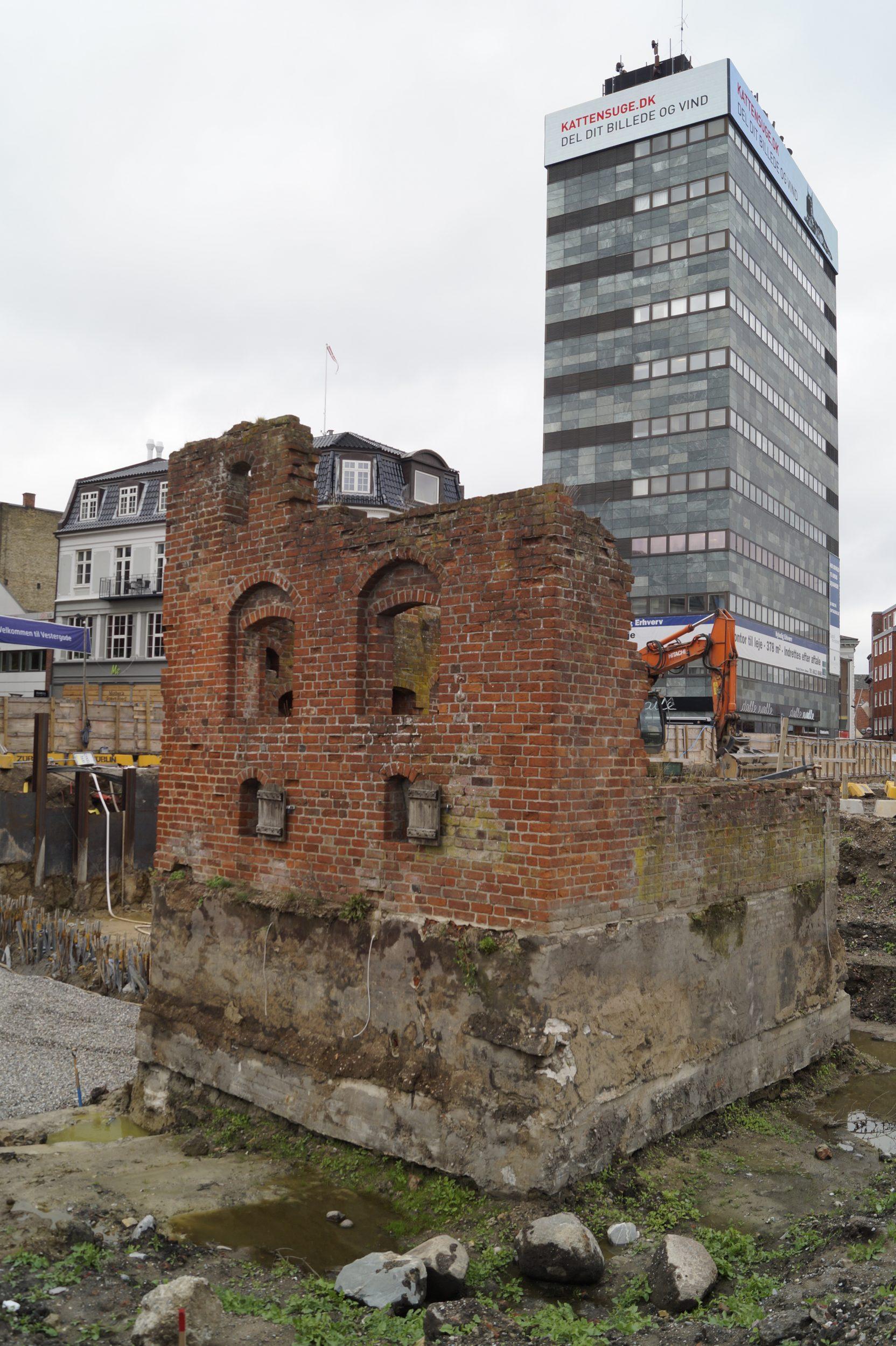 odense gamle by sluts billeder