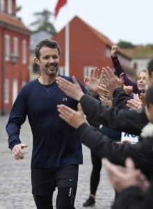 Kronprins, Royal run, Odense