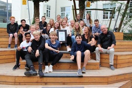 Elever fra Odense til tops i filmkonkurrence