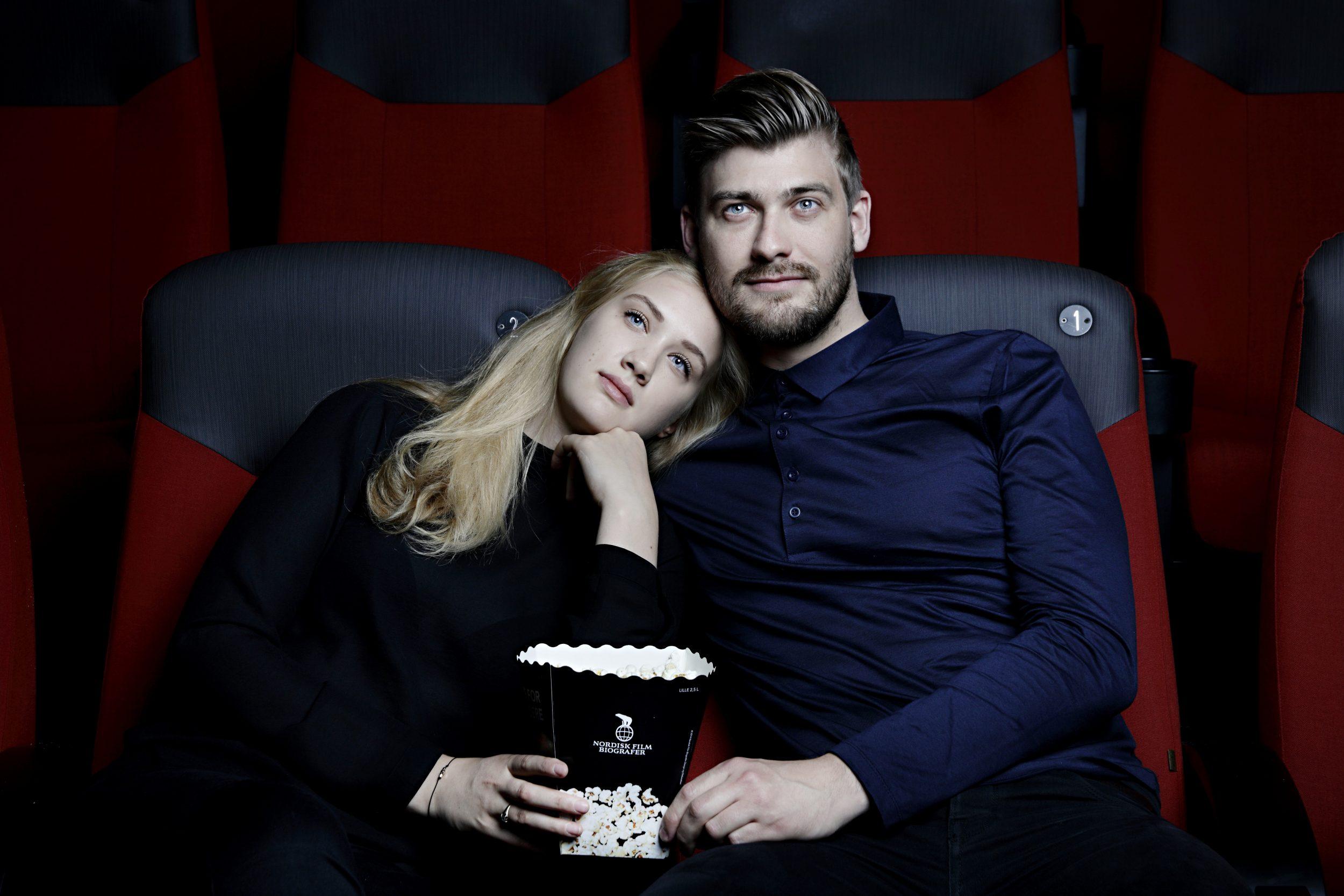 Kom I Biografen Til 50 Kroner Dit Odense