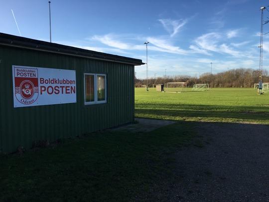 """Fornyelse af klubhus rykker tættere på hos """"Posten"""""""