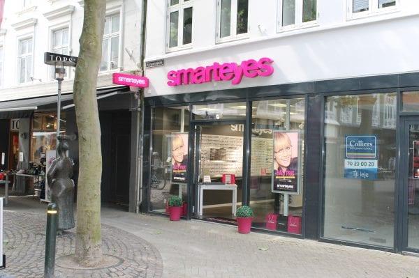 Smarteyes i Odense fylder 4 år