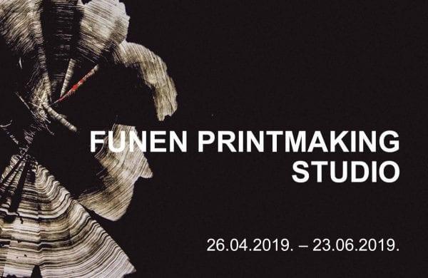 Fyns Grafiske Værksted udstiller på Mark Rothko Art Centre, Daugavpils, Letland.