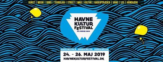 Programmet for Odense Havnekulturfestival 2019 er klar