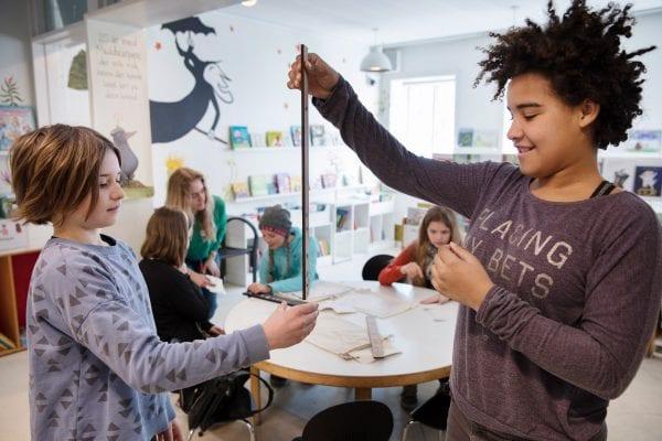 Skoleelever i Odense skal være lydforskere