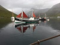 Færøske sejlskibe