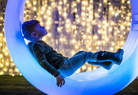 Julefestival, foto: Glow Odense