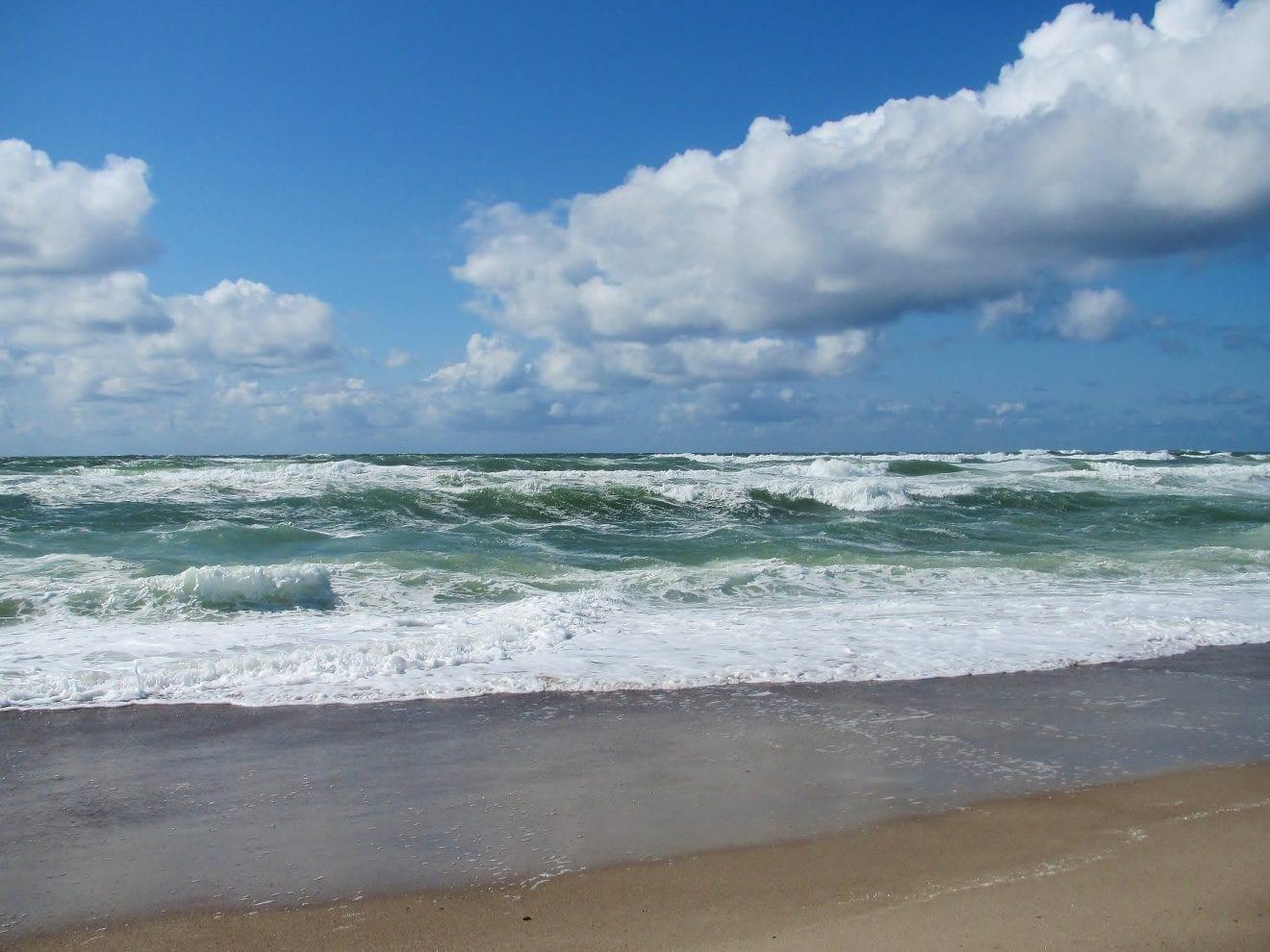 Jeg er havets ager