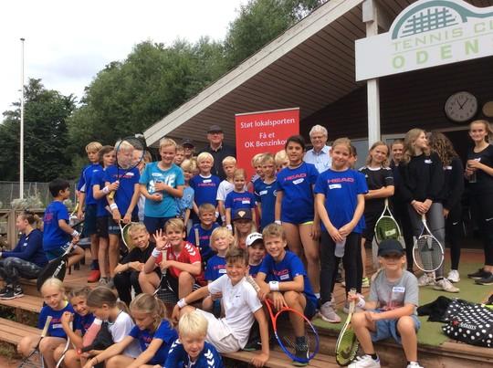 Drømmen om badfaciliteter rykker nærmere for lokale tennisspillere