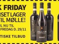 Black Friday, foto: Holte Vinlager