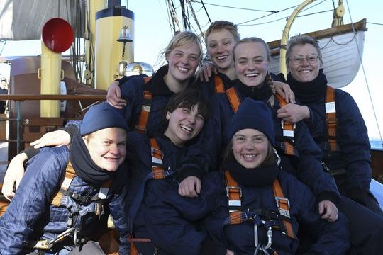 Danmark uddanner alt for få søfolk
