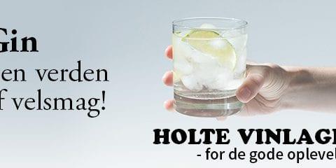 Mission Gin, foto: Holte Vinlager