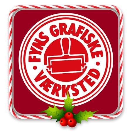 Fyns Grafiske Værksted ønsker god jul