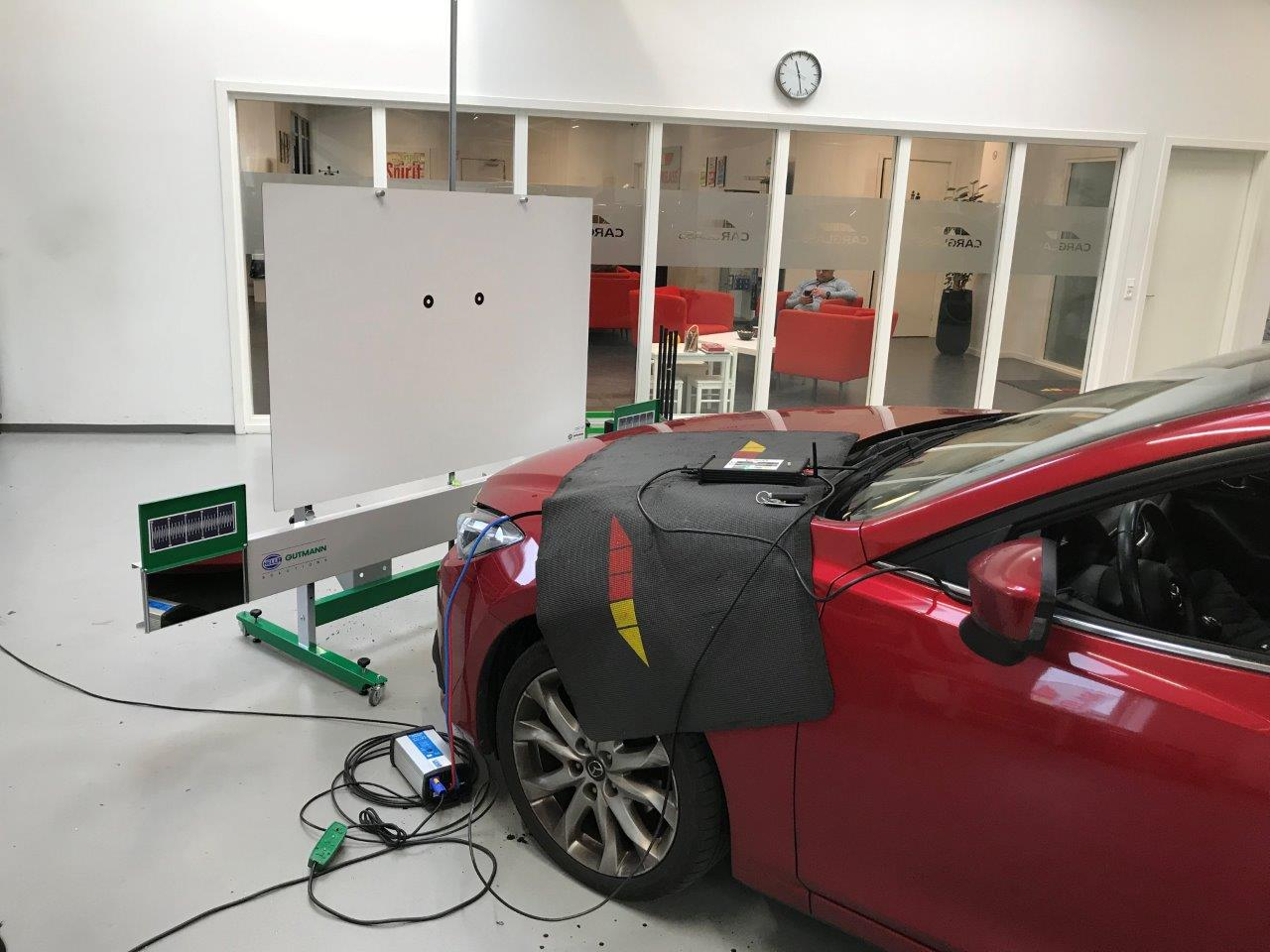 Ny teknologi revolutionerer eftermarkedet i den Fynske bilbranche