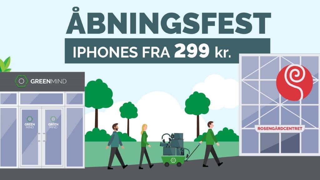 Bæredygtig elektronikkæde udvider med ny grøn afdeling i Odense
