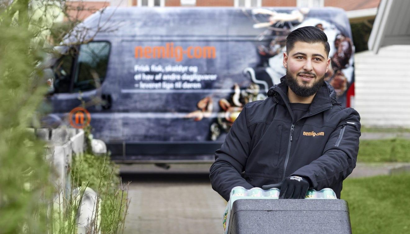 Ny leveringsservice gør hverdagen lettere i Odense