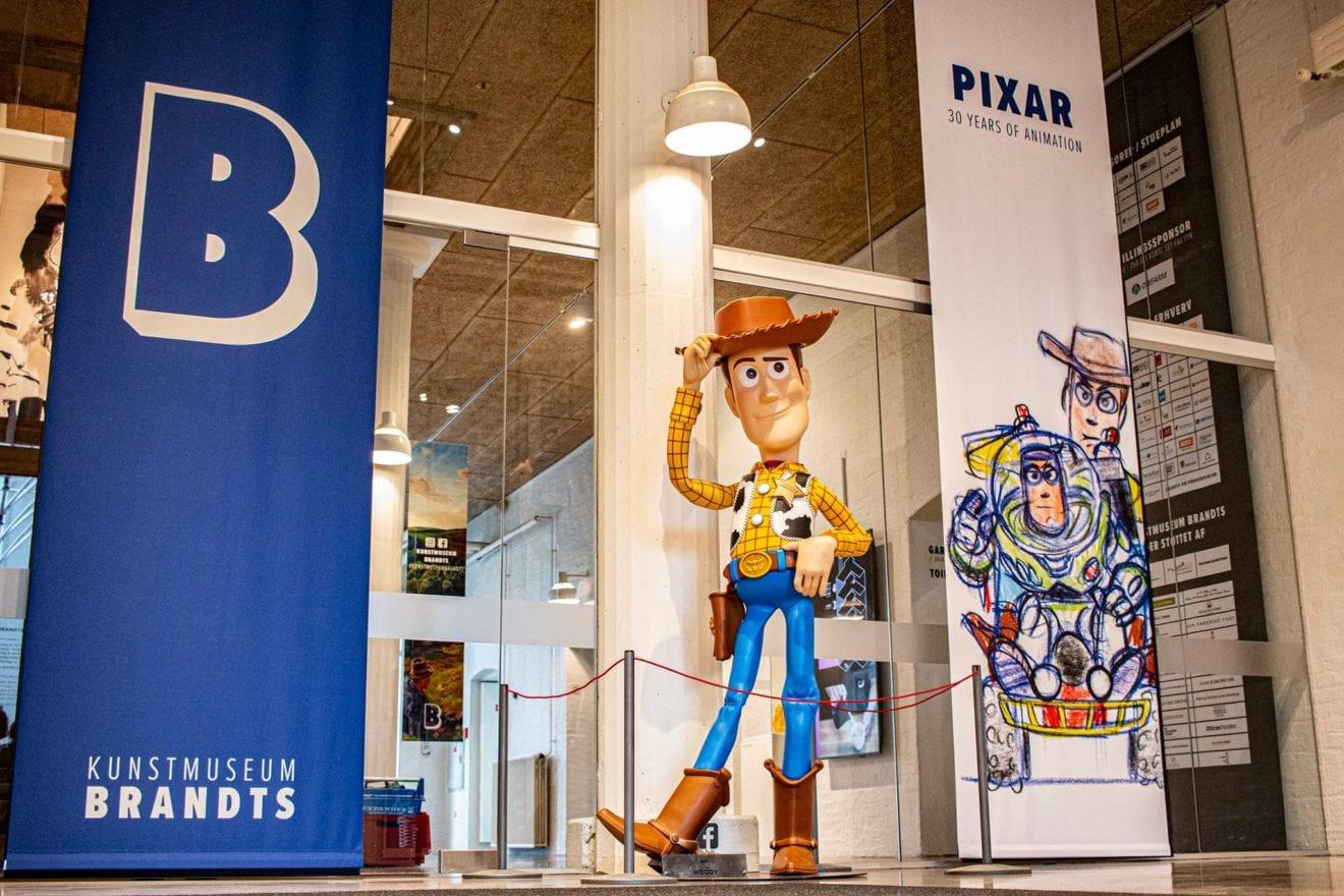 Kunstmuseum Brandts genåbner den 26. Maj - ny direktør tager trygt imod