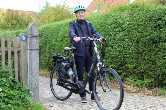 Dårlig balance sender seniorcyklister i asfalten