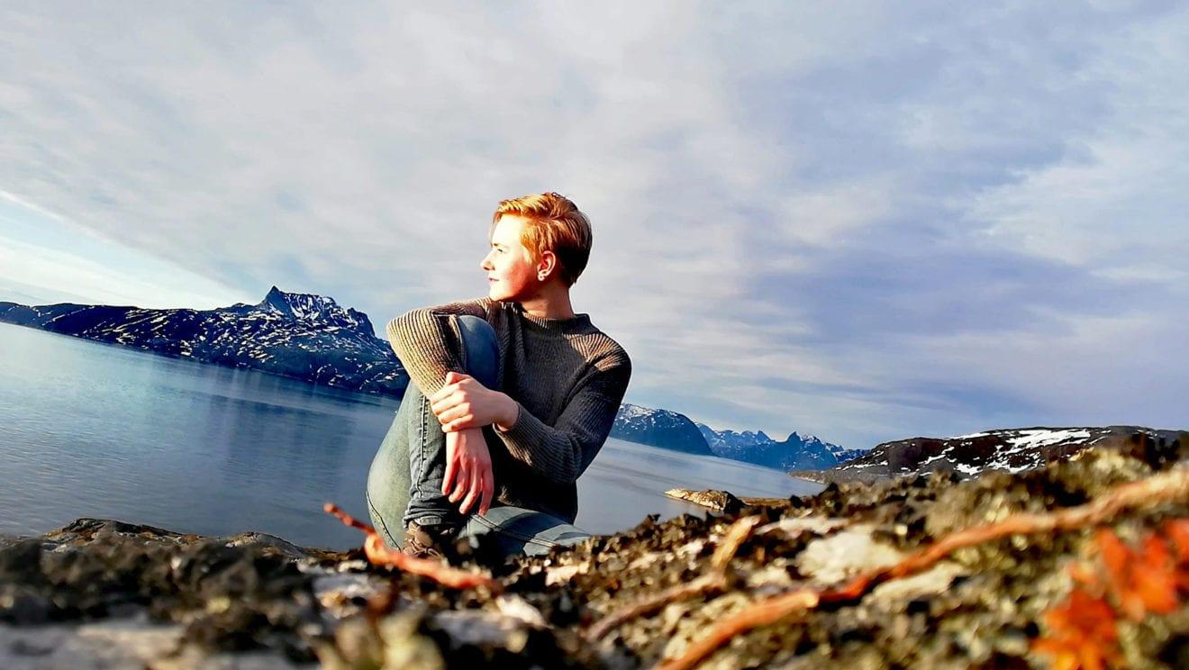 Fra 12-tals-student til elev i grønlandsk byggemarked