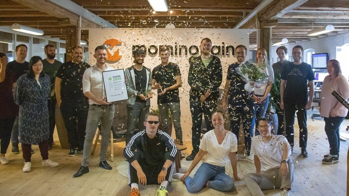 Morningtrain har lige vundet prisen for Danmarks Sundeste arbejdsplads 2020