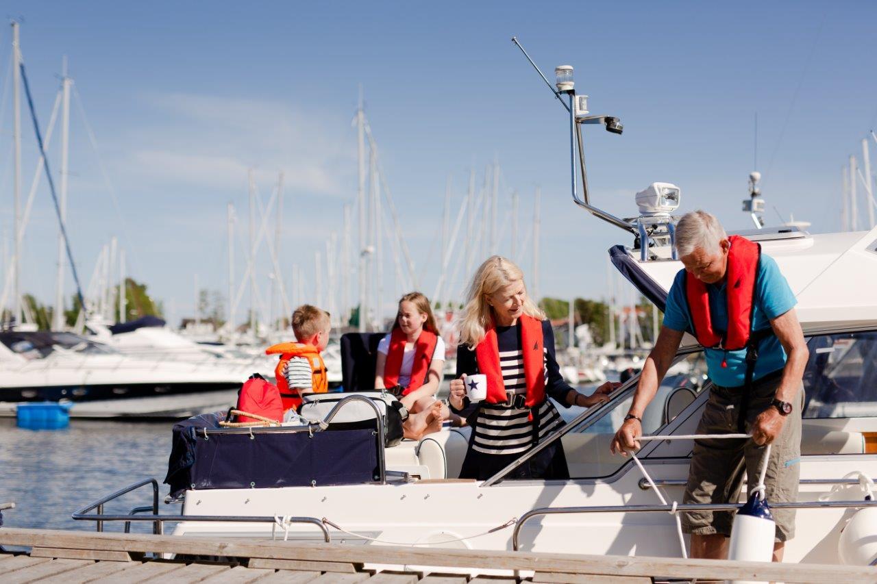 Detailgigant i Odense: Salget af sejlerudstyr stikker helt af