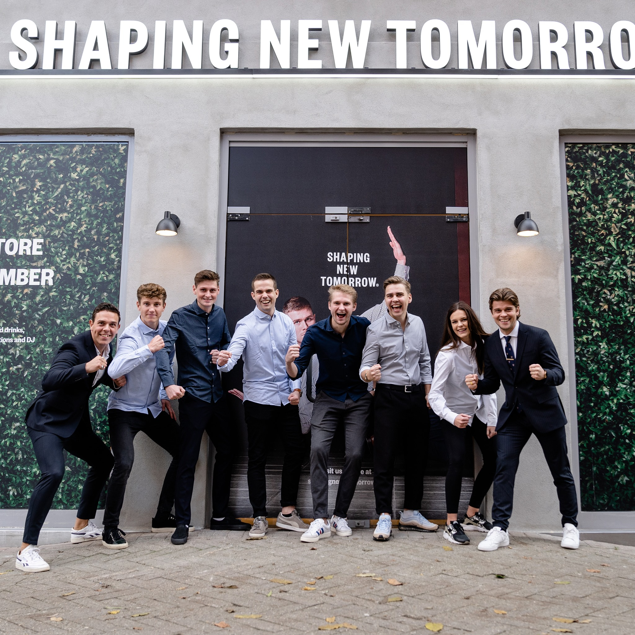 Shaping New Tomorrow i Odense spreder Black Friday...